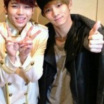 SHINee(シャイニー)のKey(キー)とINFINITEウヒョンのコンビ!ユニットを結成!