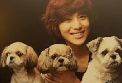 SHINee(シャイニー)メンバーの中でペットを飼っているメンバーは?