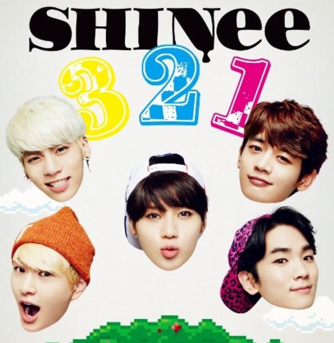 SHINee テミンがシングル「3.2.1」発売日前日に高校生に戻っていた?